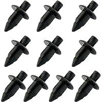 tuqiang® 10x Clips/Plastic Screw grapa plástico Motorbike/Moto/Quad/ATV–6mm