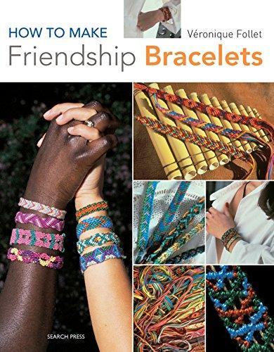 How to Make Friendship Bracelets (5 Macrame Bracelets)