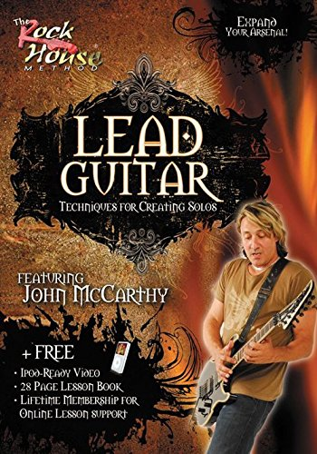 Lead Guitar Techniques for Creating Solos [Instant Access]