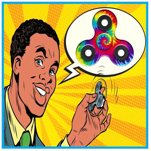 Fidget Pro Spinner Z