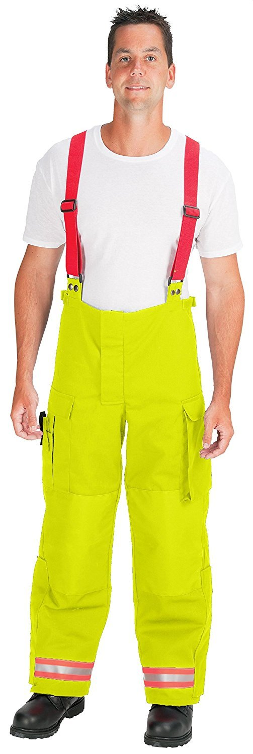 44 Waist 26 Inseam TOPPS SAFETY EP02R4708-44-26 Deluxe EMS TECSAFE Pants Hi-Vis Yellow with 2 Red//Orange-Silver-Red//Orange Triple Trim 44 Waist 26 Inseam Hi-Vis Yellow with 2 Red//Orange-Silver-Red//Orange Triple Trim