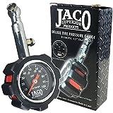 Automotive : JACO Deluxe Tire Pressure Gauge - 100 PSI