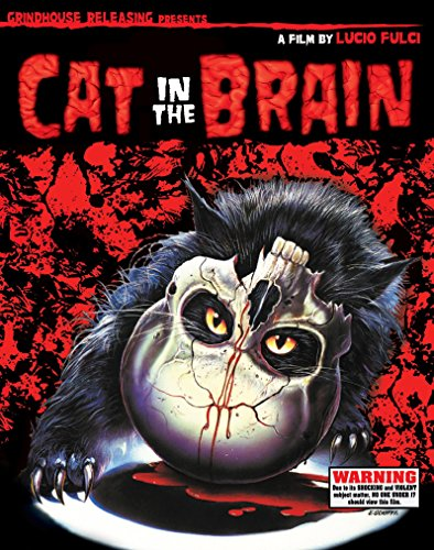 Amazon Lightning Deal 90% claimed: CAT IN THE BRAIN [Blu-ray]