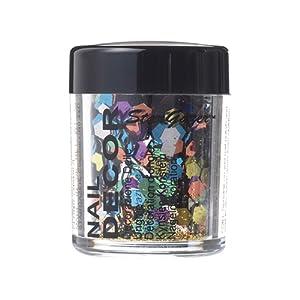 Stargazer Chunky Glitter Shaker Paillettes Colorés Corps Et Visage (Holograph - Multicolore)
