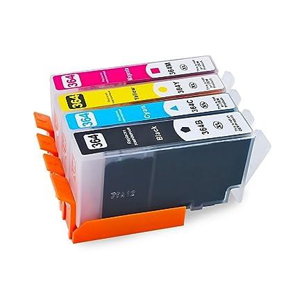 BeOne® Cartuchos de Tinta compatibles HP 364 364XL ...