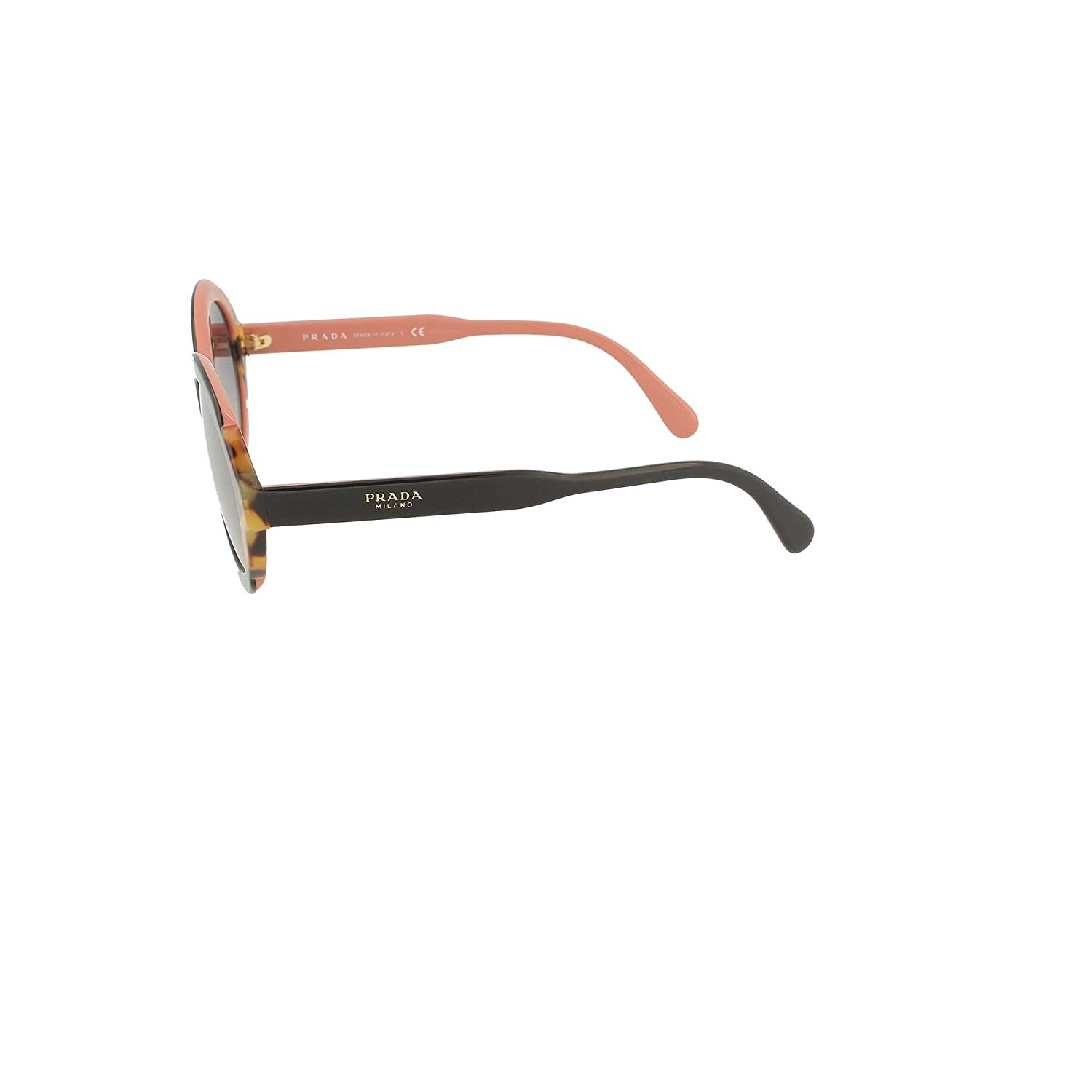 Prada 0PR 17US Gafas de sol, Top Black Pink/Medium Havana ...