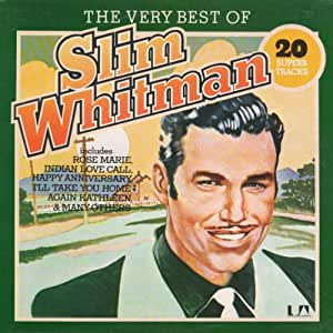 Very Best Of Slim Whitman Lp Slim Whitman Amazon Ca Music