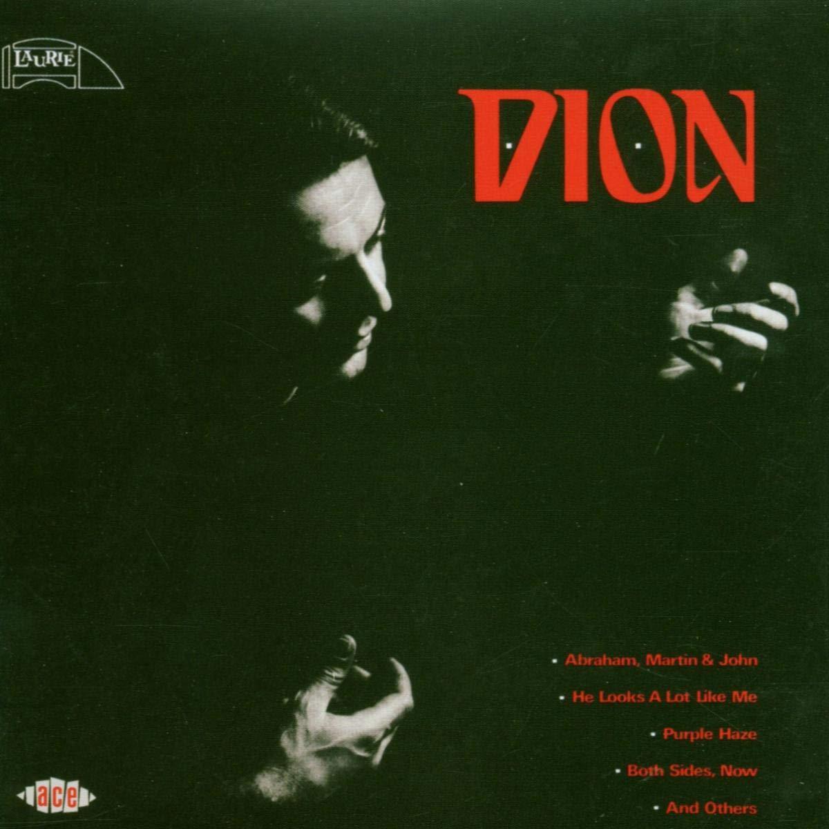 CD : Dion - Abraham Martin & John [No USA] (United Kingdom -