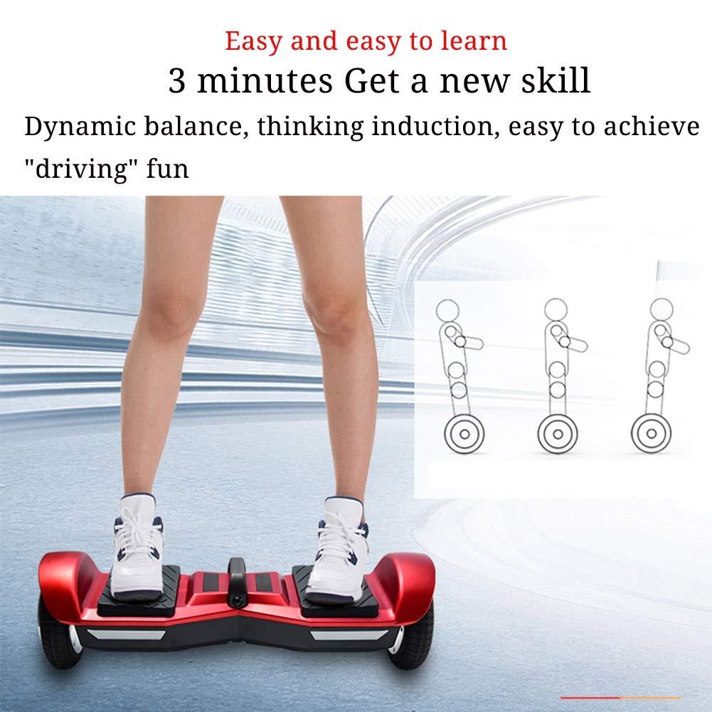Fengxian Patinete Autoequilibrio Hoverboard, 6.5 Pulgadas ...