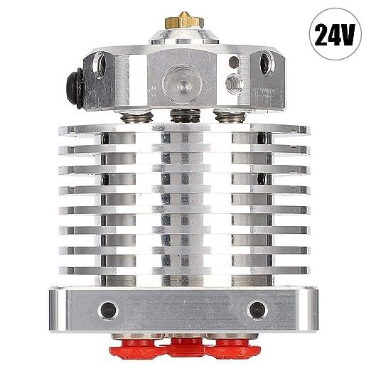 Wendry Impresora 3D Extrusora, 0.4/1.75mm Filamento 3 en 1 ...