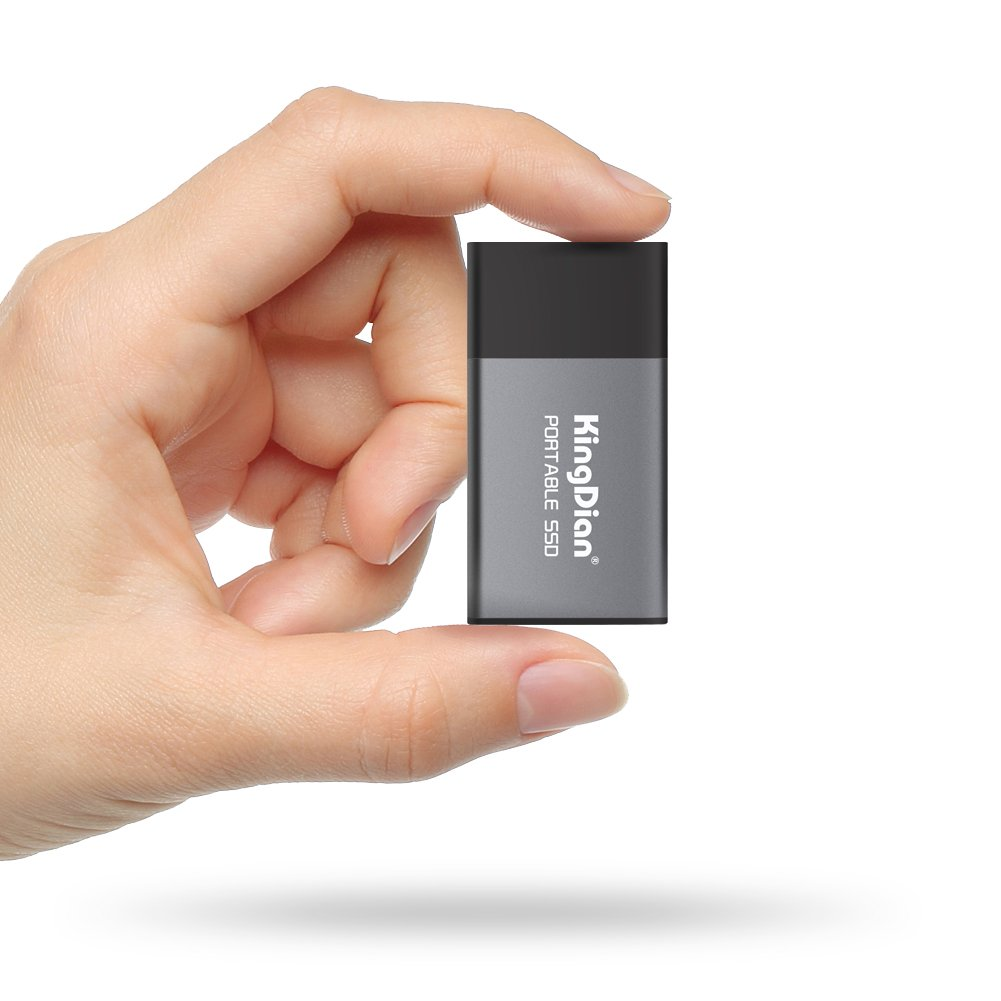 KingDian 120gb 240gb External SSD USB 3.0 Portable Solid State Drive (P10 240GB)