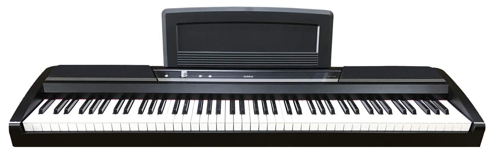 Korg SP170s - 88 - Key Digital Piano in Black by Korg