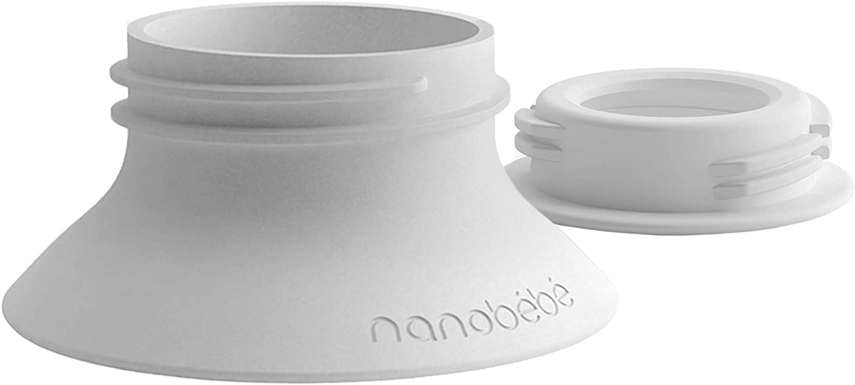 nanobebe Breast Pump Adapter Set