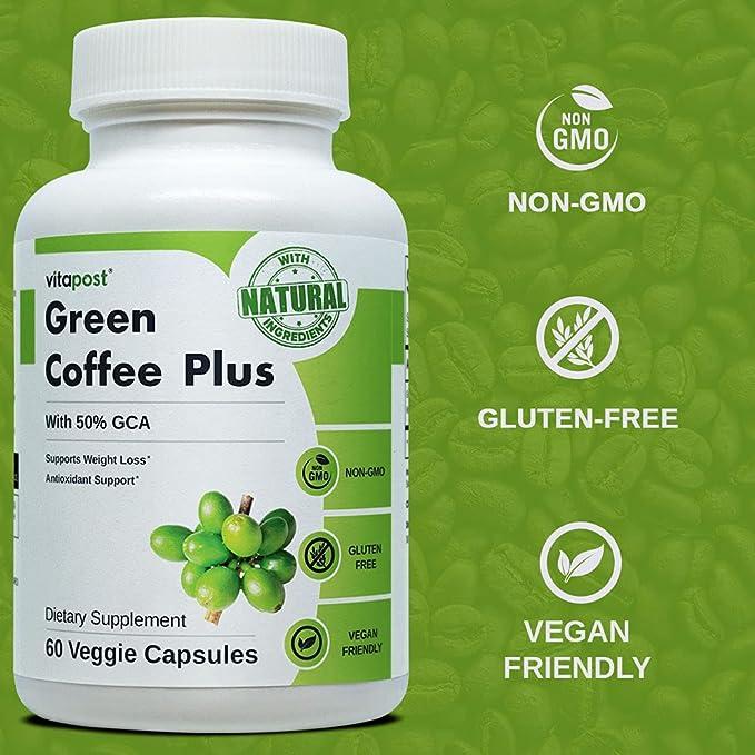 Green Coffee Plus de la Catena