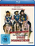 The Sex Adventures of the Three Musketeers ( Die Sex-Abenteuer der drei Musketiere ) ( The Sex Adventures of the 3 Musketeers ) [ Blu-Ray, Reg.A/B/C Import - Germany ]