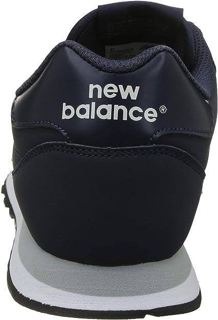 New Balance 500, Zapatillas Hombre, Azul (Navy Navy), 43 EU: Amazon.es: Zapatos y complementos