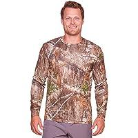 Realtree Camo Light Weight Performance Men's Long Sleeve Shirt