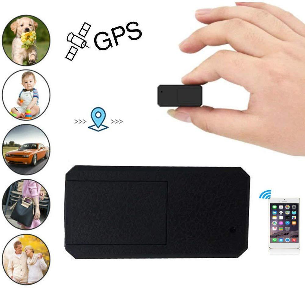 hangang Mini GPS Tracker Anti Thief Mini en temps ré el GPS localisation Anti perte Localisateur GPS avec application gratuite pour iOS et Android tk901 Changsha Hangang Technology Ltd