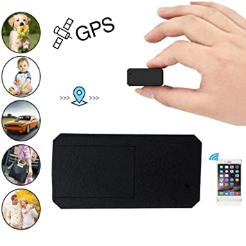 Hangang Mini GPS Tracker anti Thief Mini en tiempo real GPS Tracker GPS portátil Tracking anti