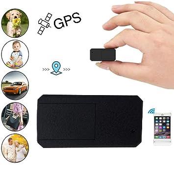 Hangang Mini GPS Tracker anti Thief Mini en tiempo real GPS Tracker GPS portátil Tracking anti