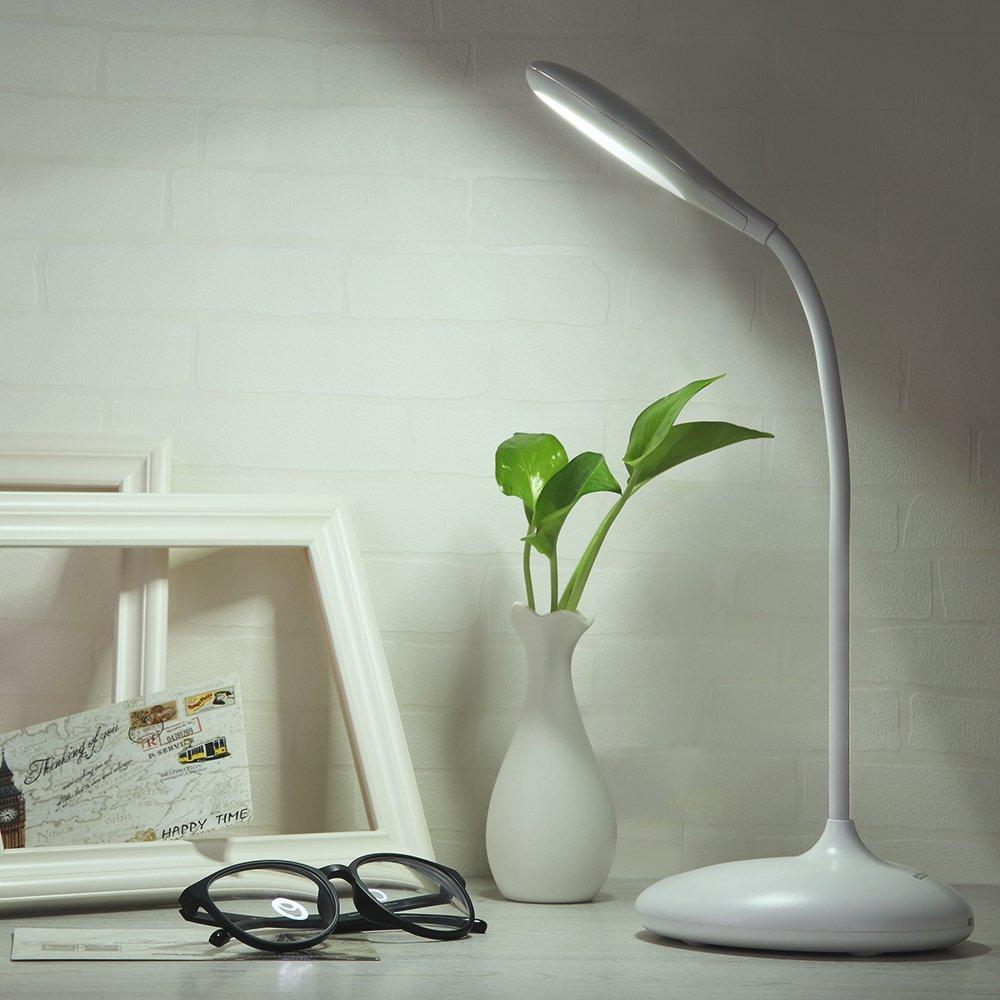 Entzückend Coole Nachttischlampe Beste Wahl Ecooe Leselampe Buchlampe Schreibtischleuchte Led Dimmbar Berüb