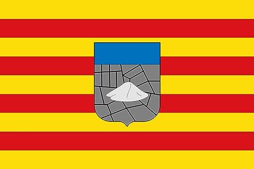 magFlags Bandera Large Salinas, Islas Baleares, España | Bandera ...