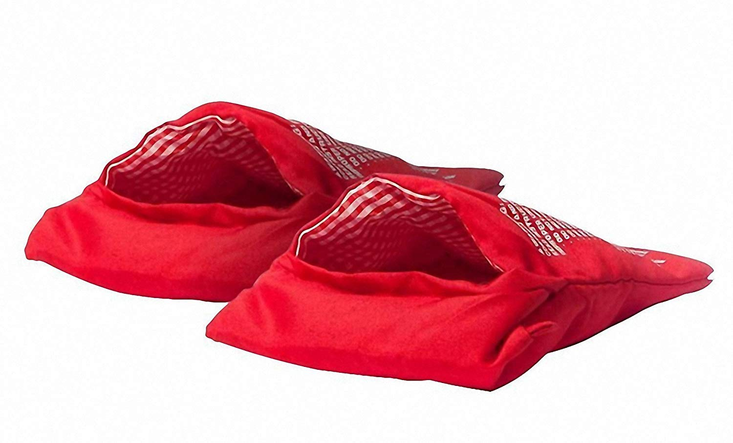 Always Fresh Kitchen Cook Tatoes Bolsa para Patatas En Microondas, Rojo, 2 x 22 x 17 cm