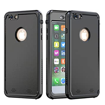 Carcasa sumergible iPhone 6 Plus/iPhone 6s Plus funda fina ...