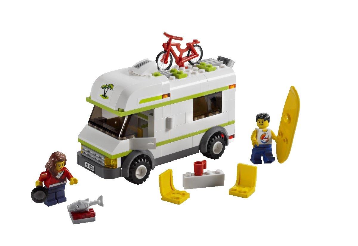 Amazon Lego City Camper 7639 Toys Games