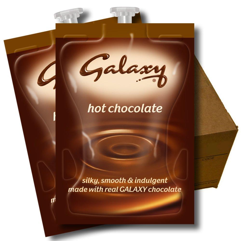 Flavia Galaxy Hot Chocolate - 72 Drink Sachets: Amazon.co.uk ...