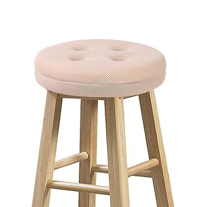 Amazon Com Baibu Super Breathable Round Bar Stool Cover Seat