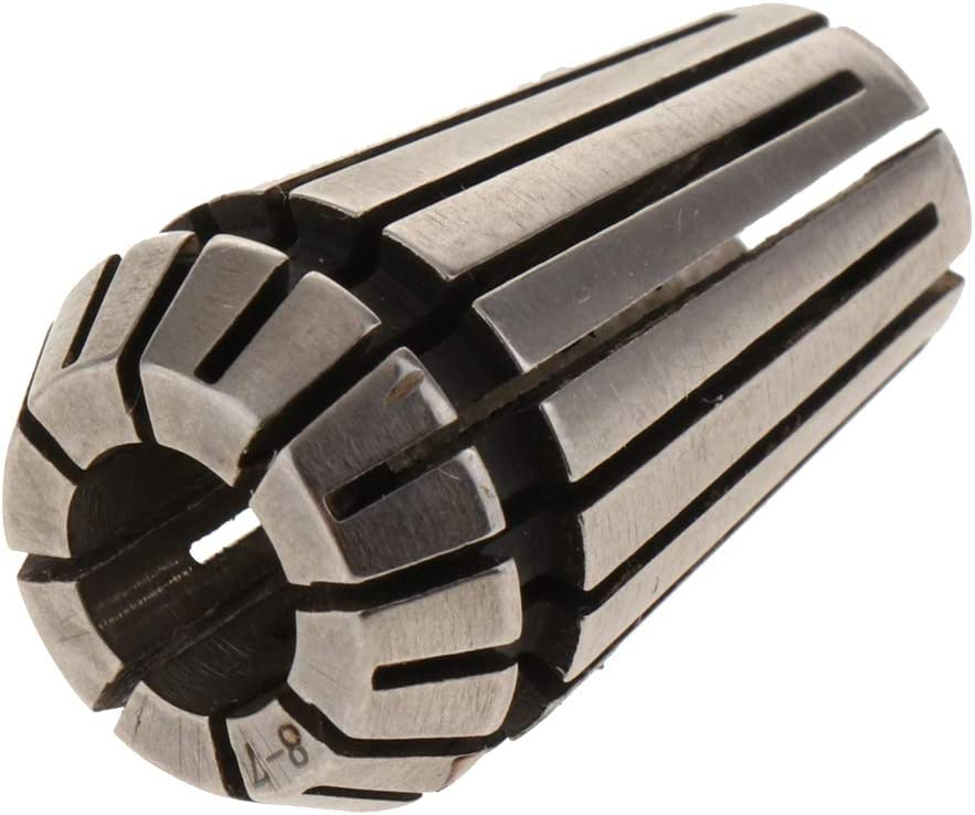 B Baosity Spannzange f/ür CNC Fr/äsenmaschine 8 mm