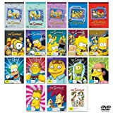 The Simpsons Complete Series Ultimate Collection Seasons 1-17 & Season 20