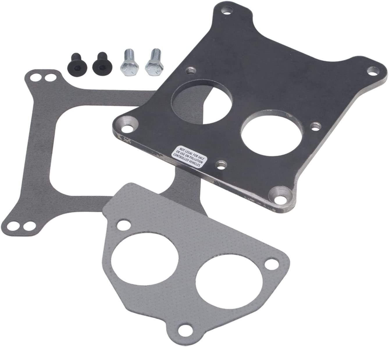 Trans-Dapt Performance Products 2202 Carburetor To TBI Adapter