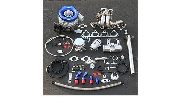 Honda D-Series Alto Rendimiento 13pcs t04e Turbo Upgrade Kit de instalación: Amazon.es: Coche y moto