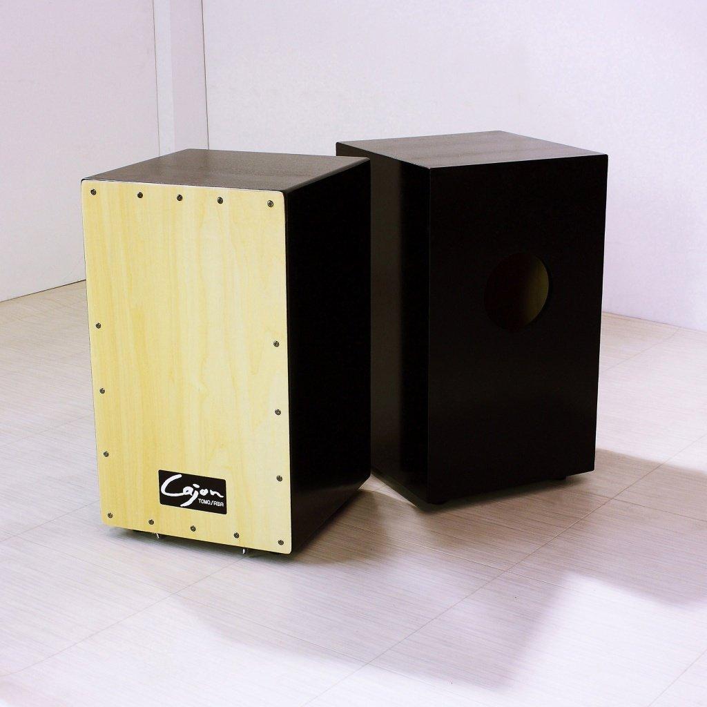 箱型の打楽器カホン◆ストリート打楽器(スナッピーなし)   B005XTD1UY