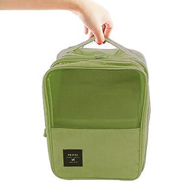 53ddaf7ffe55 Amazon.com: THEE Travel Shoe Storage Organizer Shoe Bag: Shoes