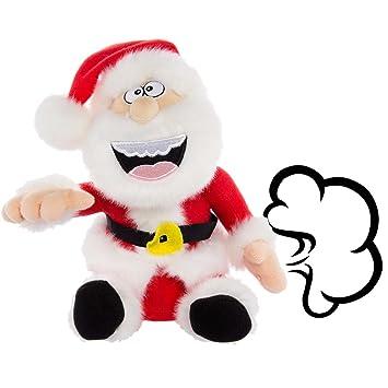 Amazon Com Simply Genius Pull My Finger Santa Claus Animated Funny