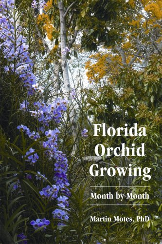 Product picture for Florida Orchid Growing Month by Monthby Martin Motes