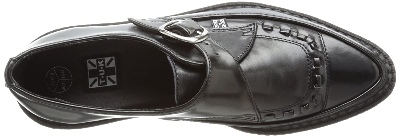 Creeper Erwachsene Tuk Pointed Unisex SneakerSchwarznoirblack f76bgYyv