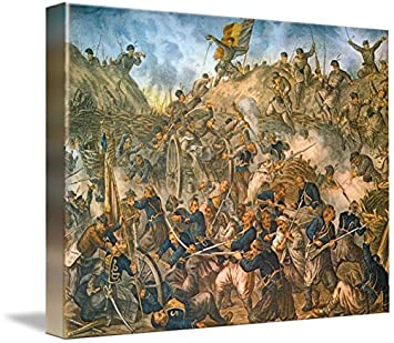 Amazoncom Wall Art Print Entitled Ottoman Troops During The Siege