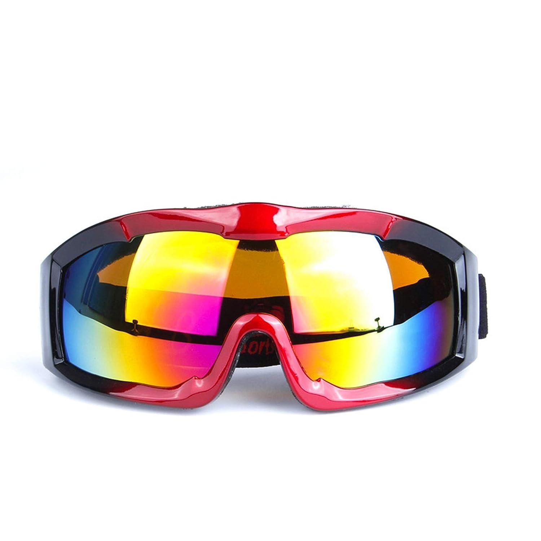 Lafeil Fahrradbrille Transparent Damen Herren Professionelle Einschichtige Winddichte Skibrille Für Männer Und Frauen