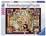 1000 piece jigsaw puzzles on sale - Ravensburger Vintage Games Jigsaw Puzzle (1000-Piece)