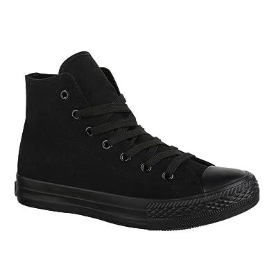 Elara Sportschuhe Damen Herren Unisex Für Und Kult SneakerBequeme ED9IH2W
