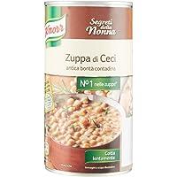 Knorr Segreti della Nonna Zuppa di Ceci - 500 gr