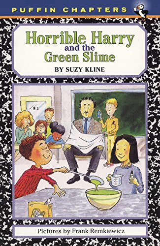 Horrible Harry and the Green Slime ()