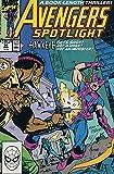 Avengers Spotlight #30 : Featuring Hawkeye