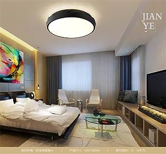 ANGEELEE Die LED Leuchten Schlafzimmer Minimalistischen Decke Licht Raum  Licht Studie Restaurant Ist Gemütlich Kreative