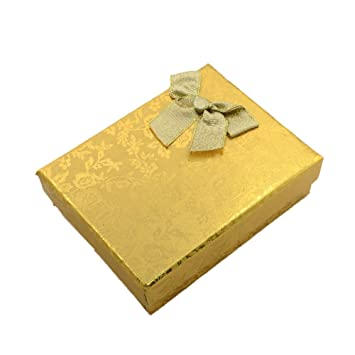 NBEADS 24 Cajas de Regalo de Papel para joyería, Relojes pequeños, Collares, Pendientes