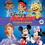 Disney Junior Storybook Collection: Sofia the First, Doc McStuffins, Jake and the Neverland Pirates, Mickey/Minnie, Henry Hugglemonster | Disney Book Group